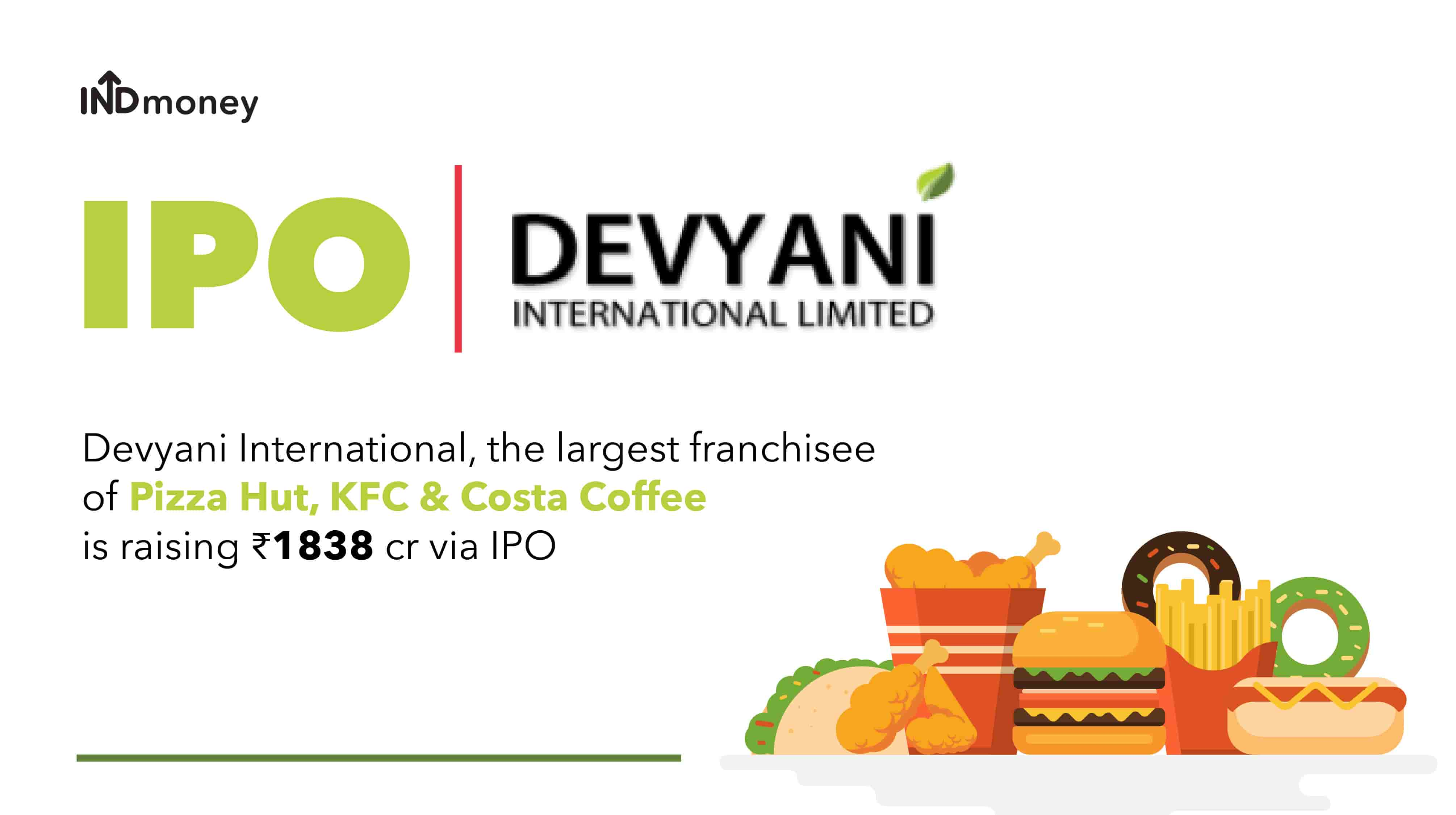 Devyani International IPO: Devyani International IPO Date, Price Band & Review