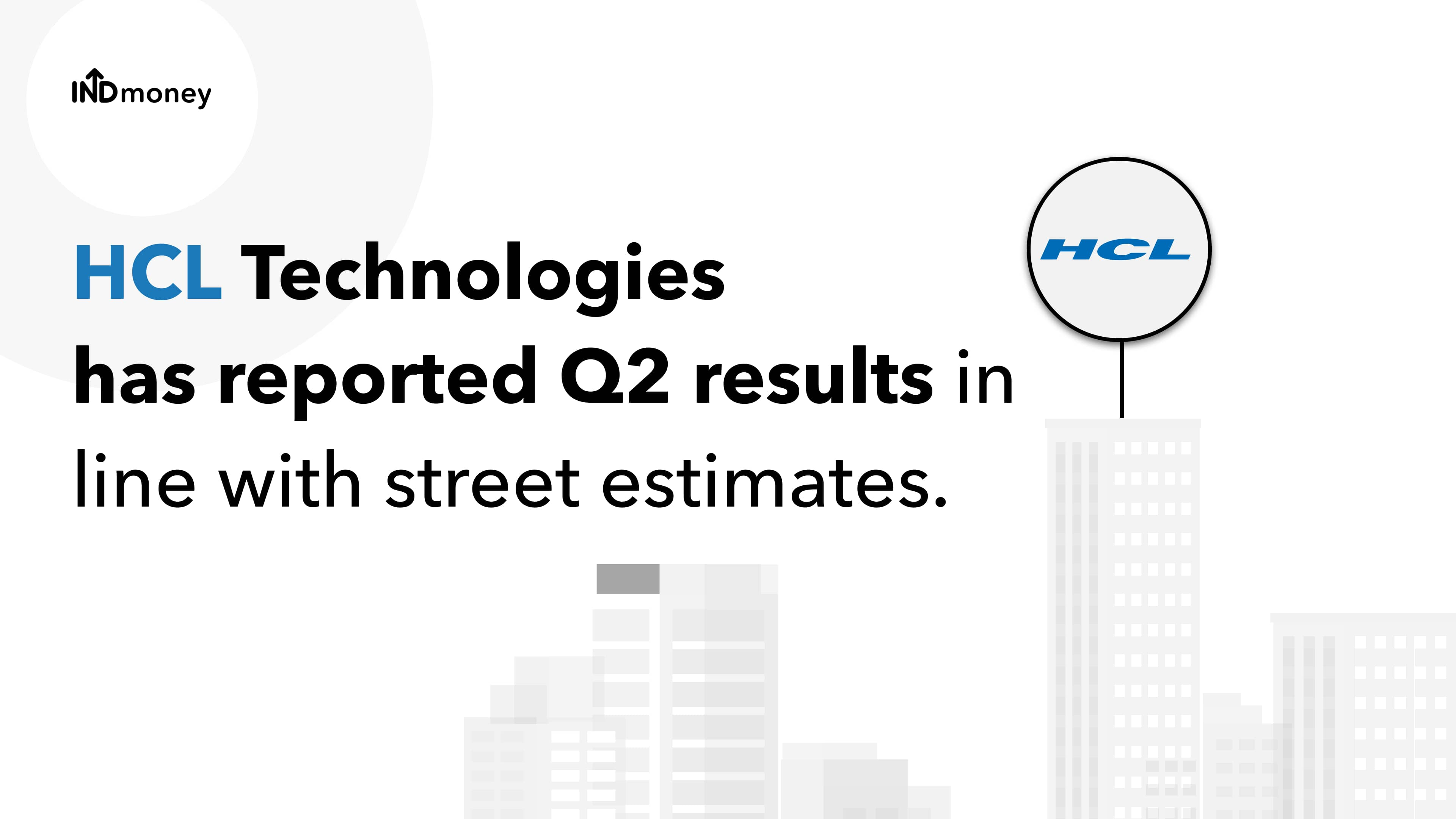 HCL Tech Results: HCL Q1 Results (2021) Date, Earnings, News & More