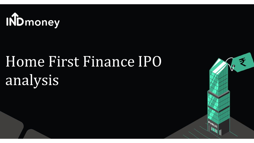 Home First Finance IPO analysis!
