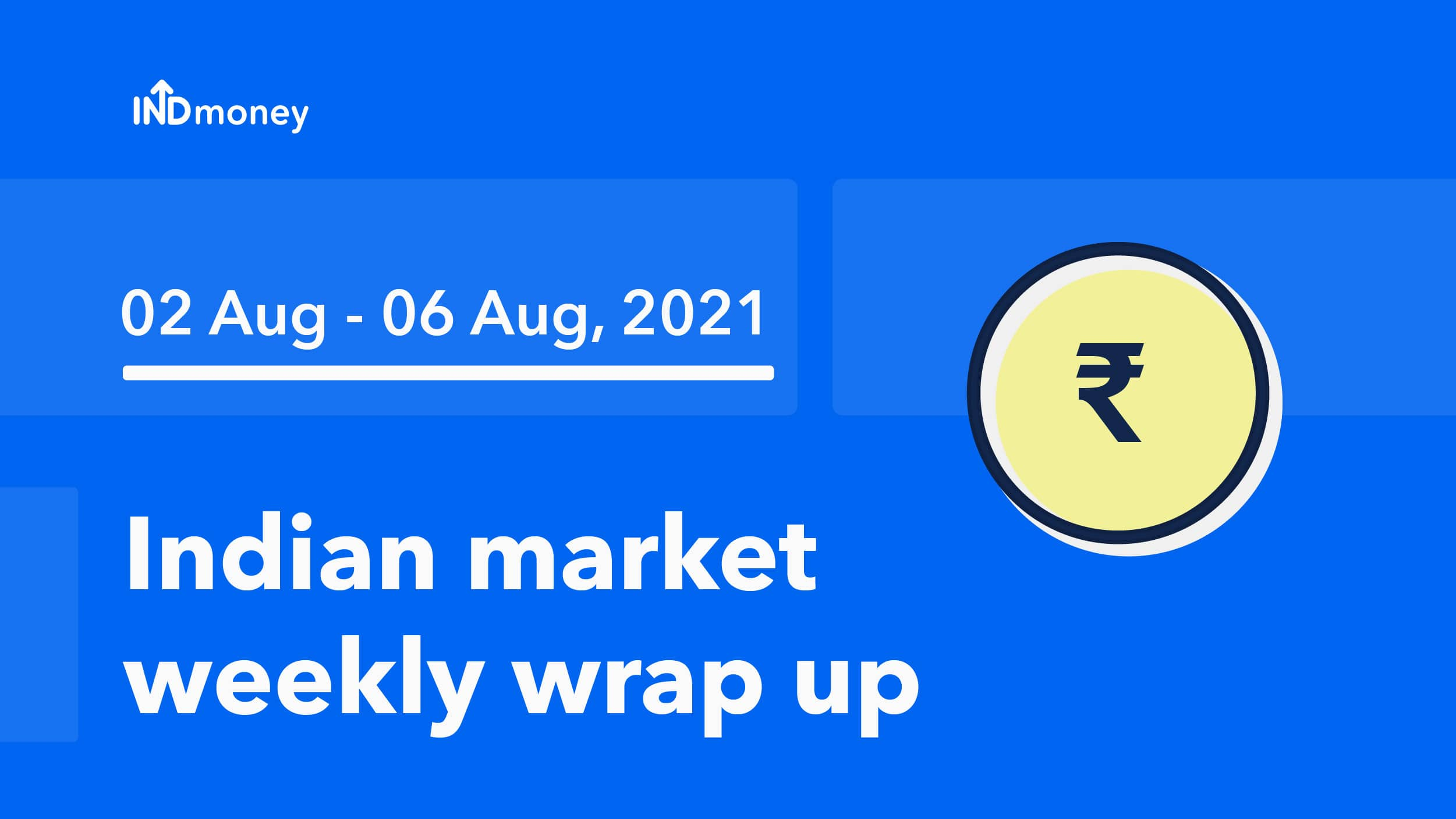 Weekly wrap: Nifty scales new high on robust earnings, decline in Covid cases
