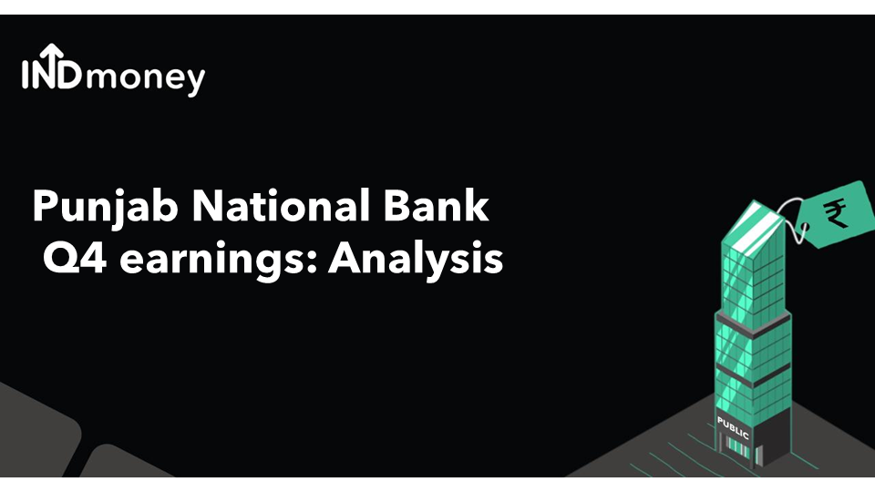 PNB Quarterly Results: PNB Q4 earnings turn around after amalgamation, asset quality concerns remain