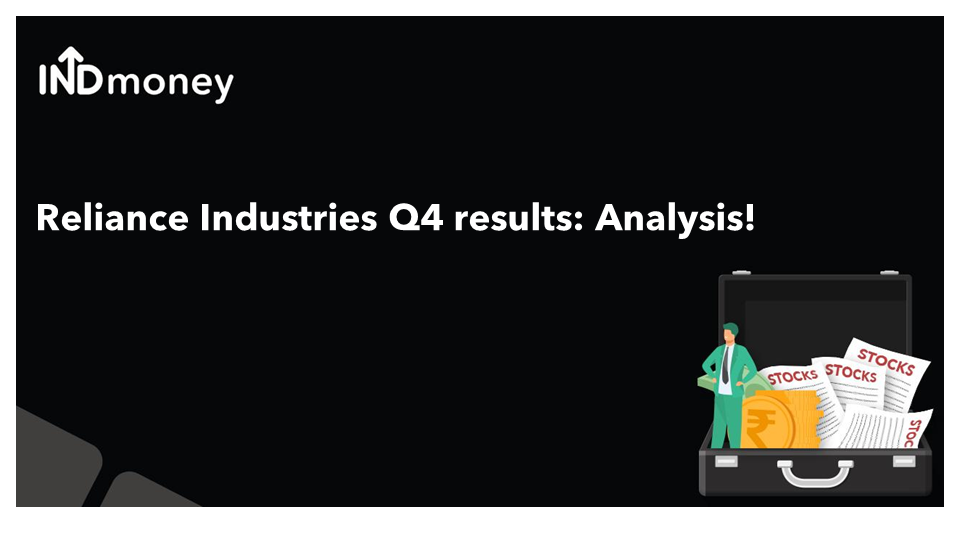Reliance Industries Q4 results: Revenue, Profit, Margin, Dividend and more