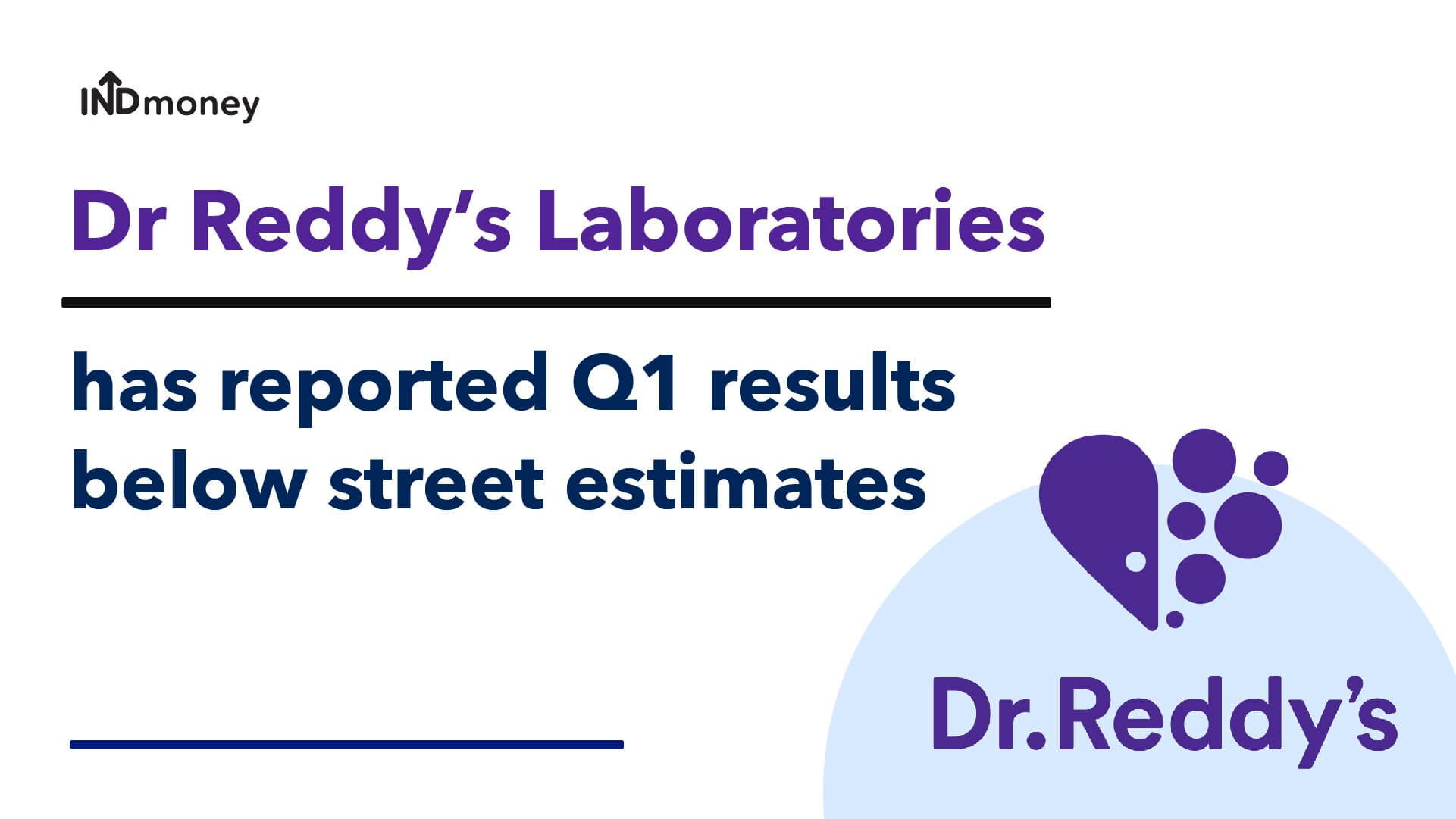 Dr Reddy's Results: Dr Reddy's Laboratories Q1 Results (2021),Date & Earnings