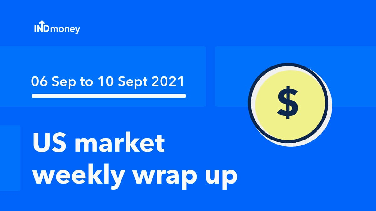 US weekly: S&P 500 posts worst week in 3 months as inflation fears weigh
