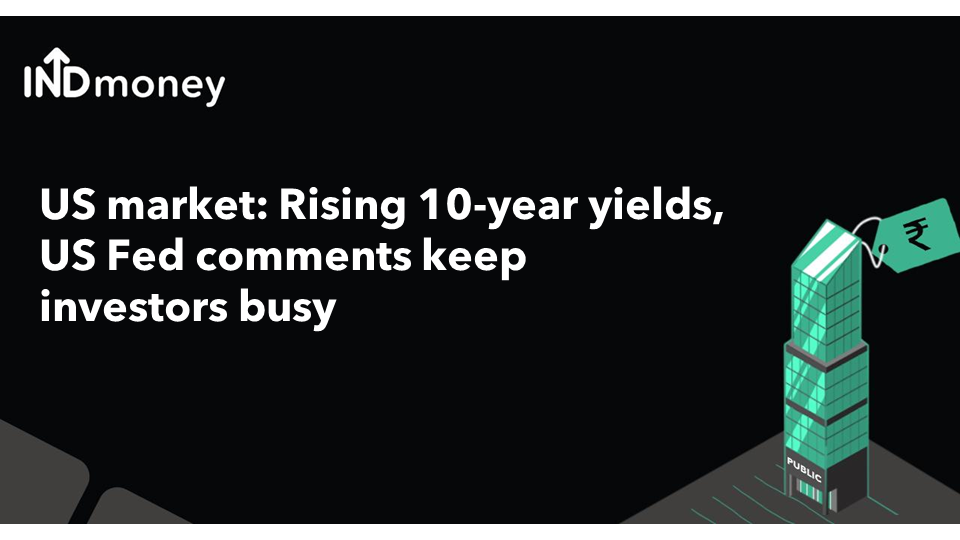 What kept US market investors busy in the week?