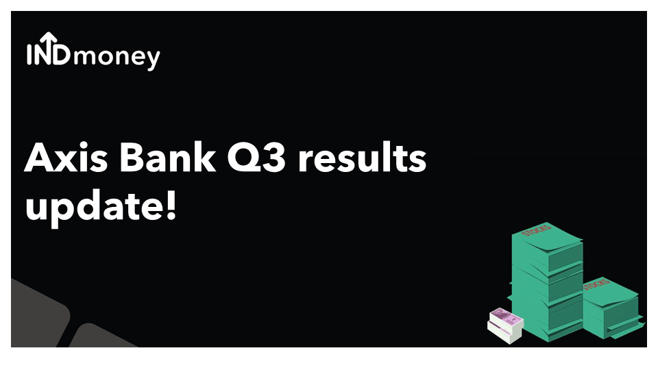 Axis Bank Q3 results