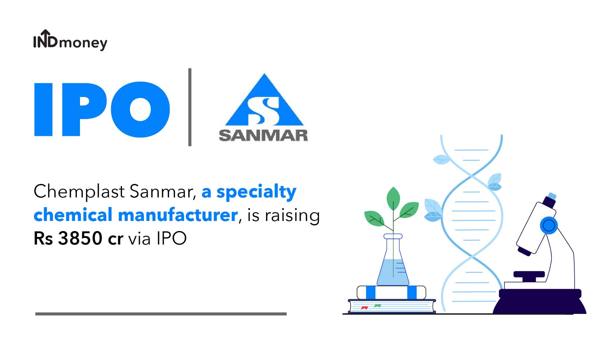 Chemplast Sanmar IPO: Chemplast Sanmar IPO Allotment Date, Price Band & Review