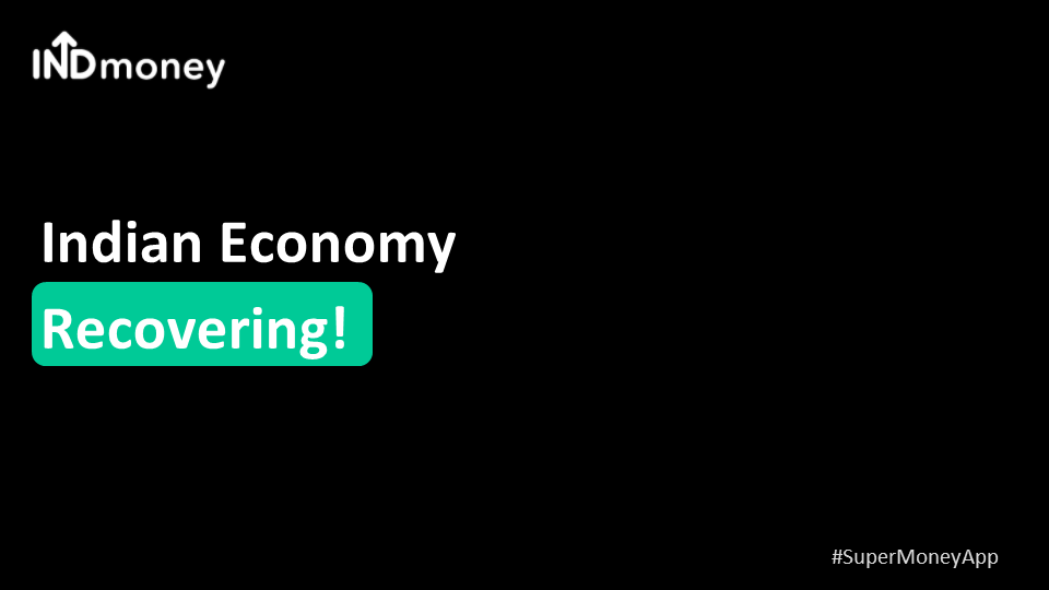 India economy-  Limping back