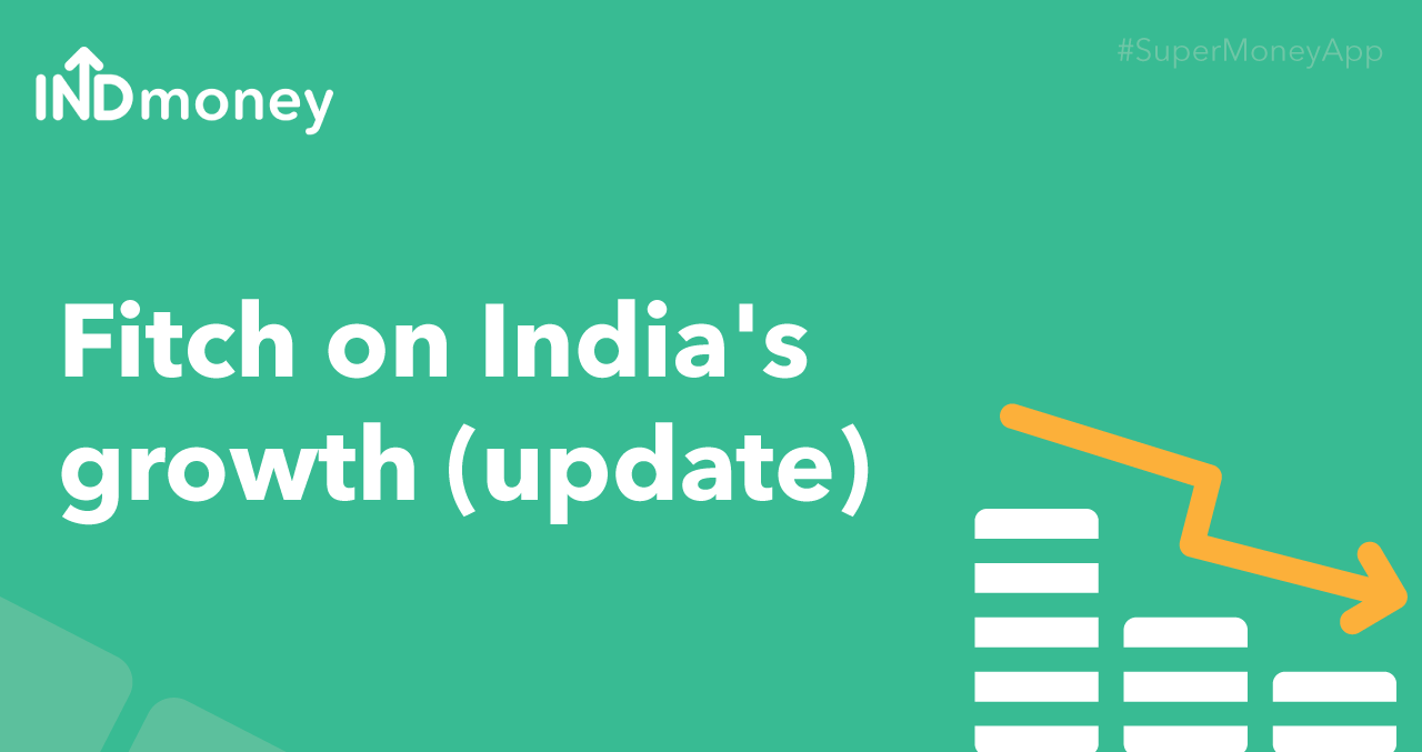 Fitch Slashes India's GDP and Fiscal deficit forecasts!