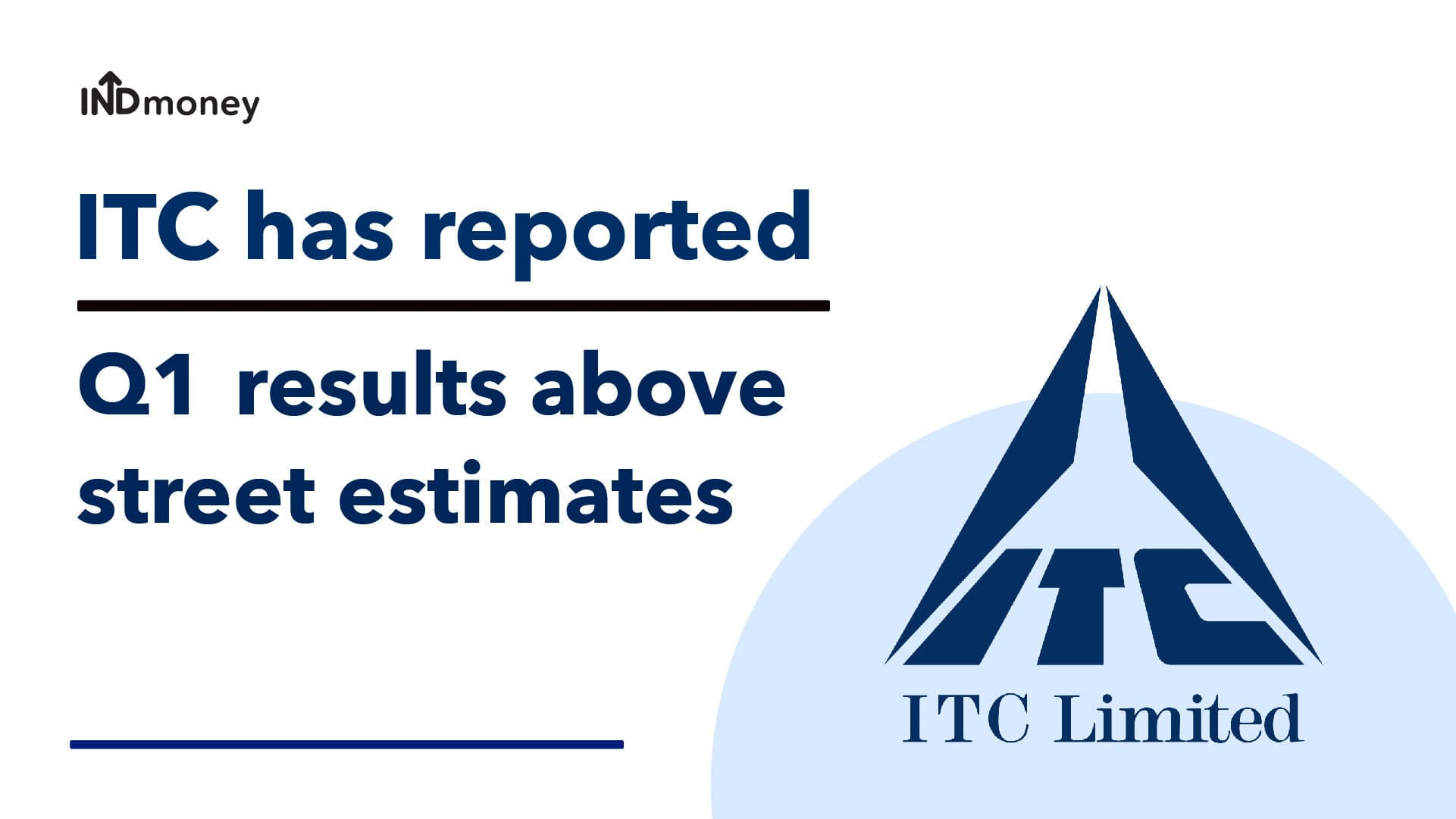 ITC Results: ITC Quarterly Results for Q1 (2021) Date, Earnings & More