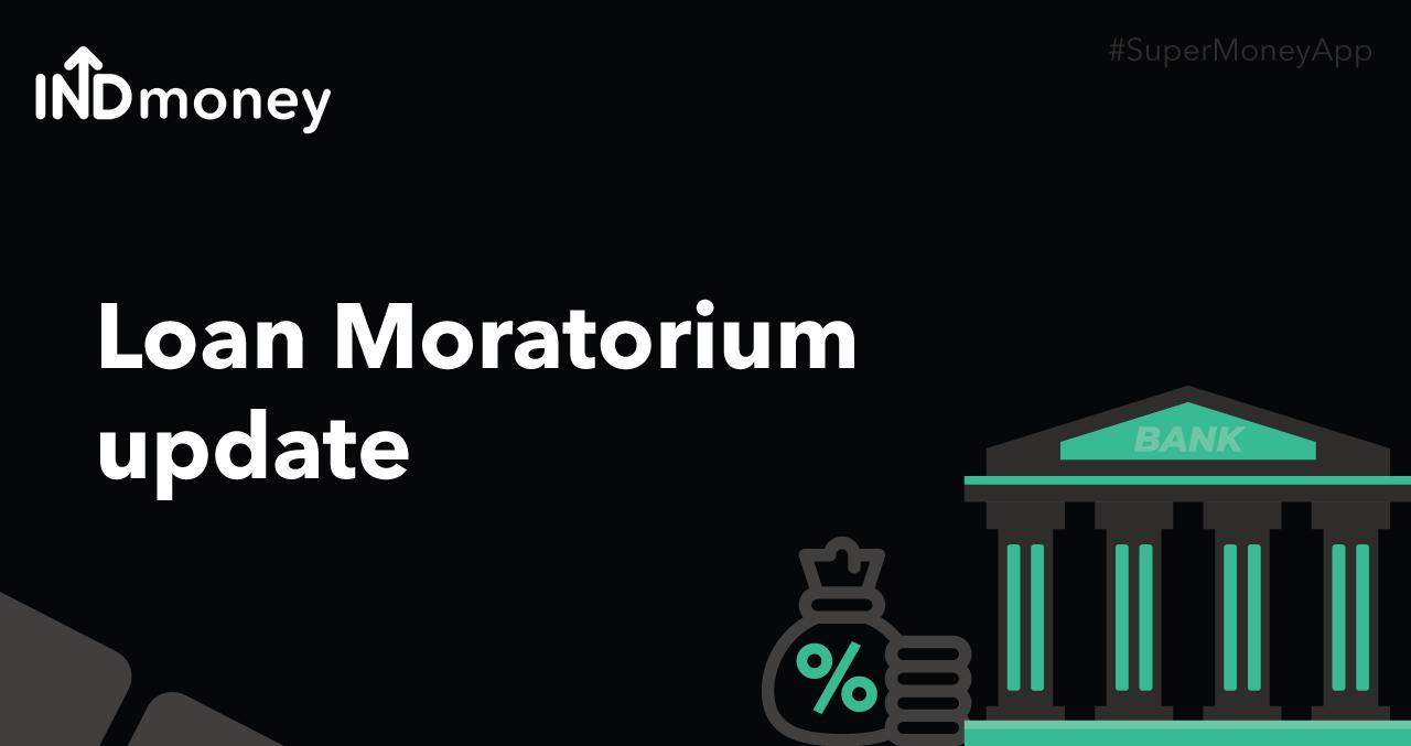 Loan moratorium extended!