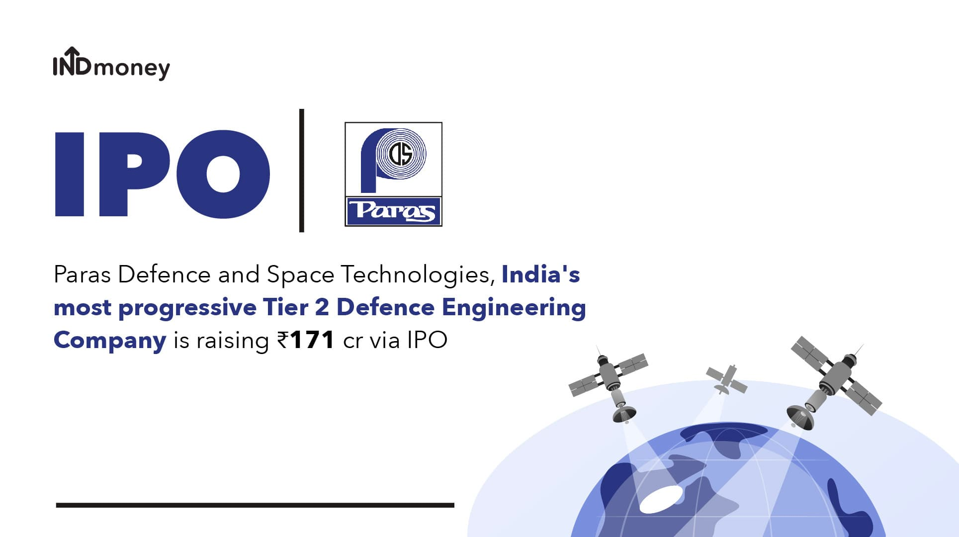 Paras Defence & Space Technologies IPO: Paras Defence IPO Date, Details, News & Review
