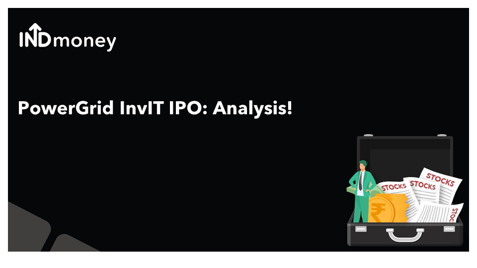 PowerGrid InvIT IPO analysis!