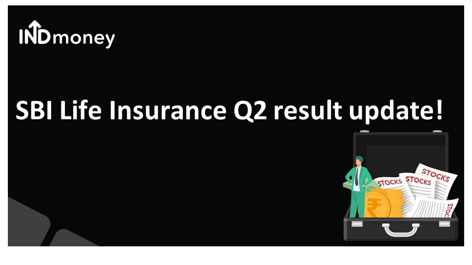 SBI Life Insurance announces Q2 results!