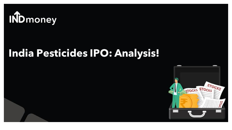 India Pesticides: India Pesticides Limited IPO Date, Price, Review & More