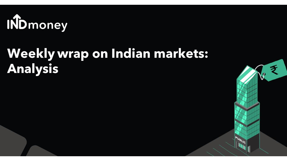 Weekly wrap: Nifty turns volatile on exit polls, fresh lockdowns