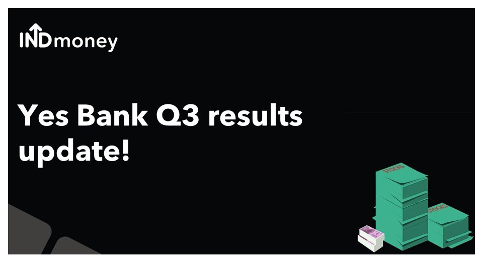 Yes Bank Q3 results!